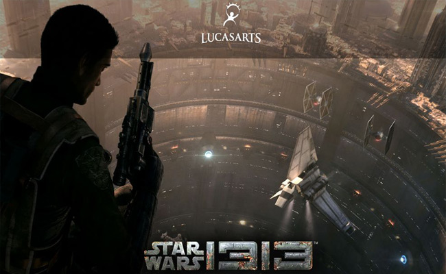 استودیوی LucasArts  تعطیل شد.بازی Star Wars 1313 نابود شد !