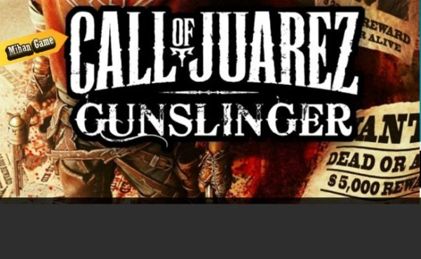 ترینر بازی Call of Juarez : Gunslinger
