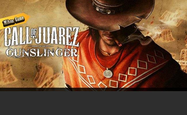 نسخه بلک باکس Call of Juarez Gunslinger برای PC
