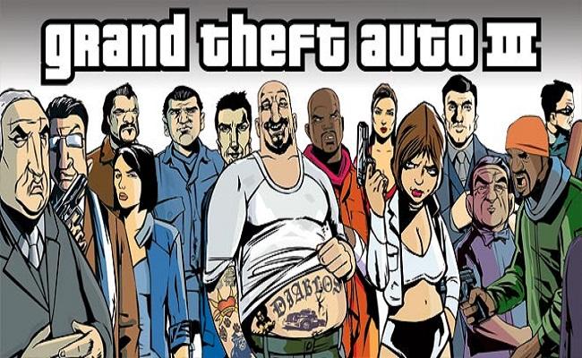 بازی Grand Theft Auto III: Liberty City برای PC