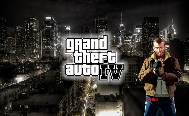 بازی GTA IV برای PC