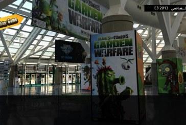تریلر اختصاصی E3 2013 بازی Plants Vs Zombies : Garden Warfare منتشر شد