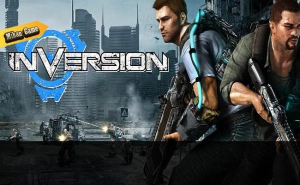 دانلود بازی INVERSION 2012 برای PC