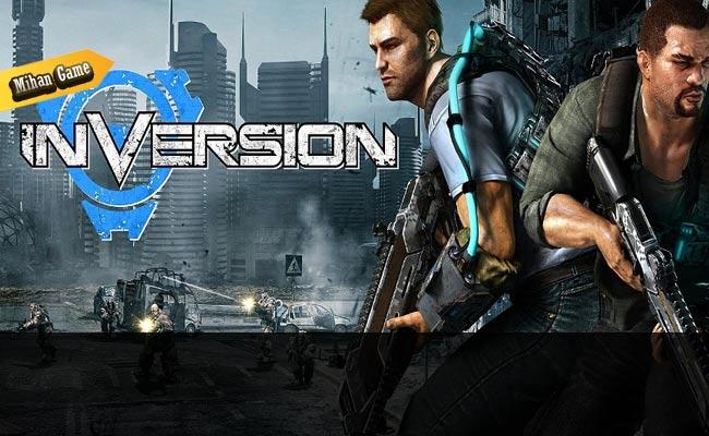 دانلود بازی INVERSION 2012 برای PC | www.MihanGame.com