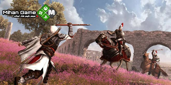 دانلود بازی Assassins Creed Brotherhood نسخه ی فشرده ی Black Box برای PC | www.MihanGame.com