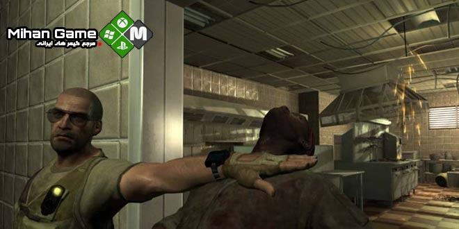 دانلود نسخه ی فشرده ی بازی Splinter Cell Duble Agent | www.MihanGame.com