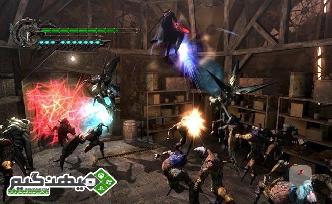 دانلود بازی Devil May Cry 4 برای PC | www.MihanGame.com