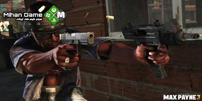 دانلود بازی Max Payne 3 برای PC   نسخه فشرده | www.MihanGame.com