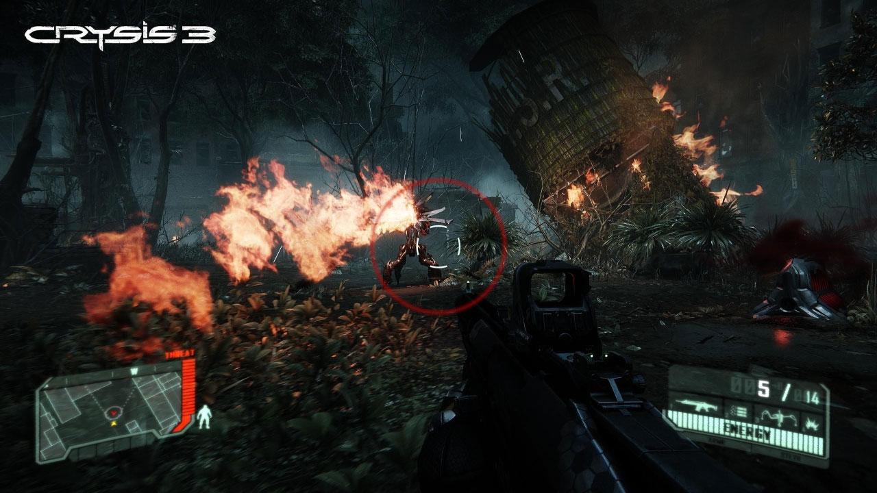 دانلود بازی Crysis 3 نسخه ی Black Box برای PC | www.MihanGame.com