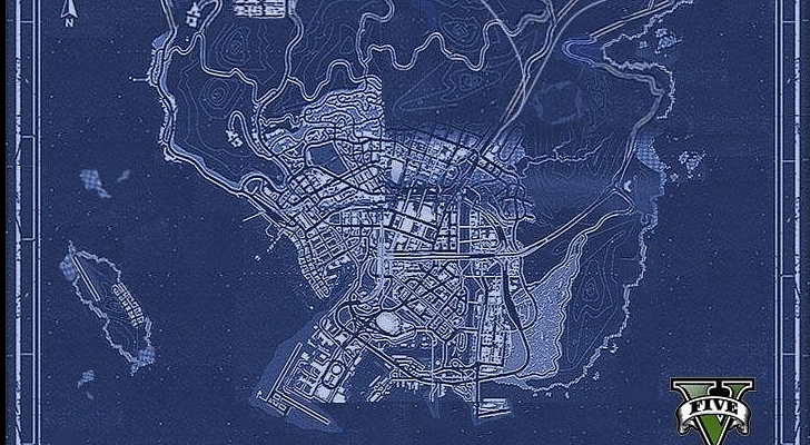 GTA-V-Gets-Full-Map-Reveal-from-Fan-Community