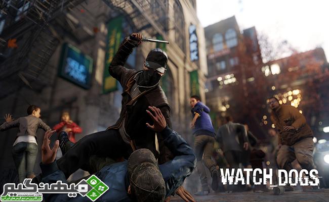 دانلود تریلر جدید بازی Watch Dogs