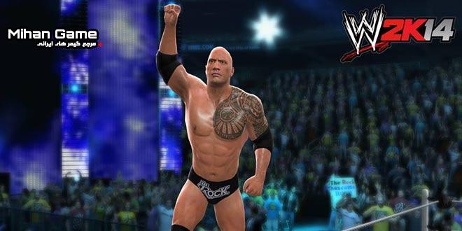تصاویر جدیدی از بازی WWE 2K14 منتشر شد