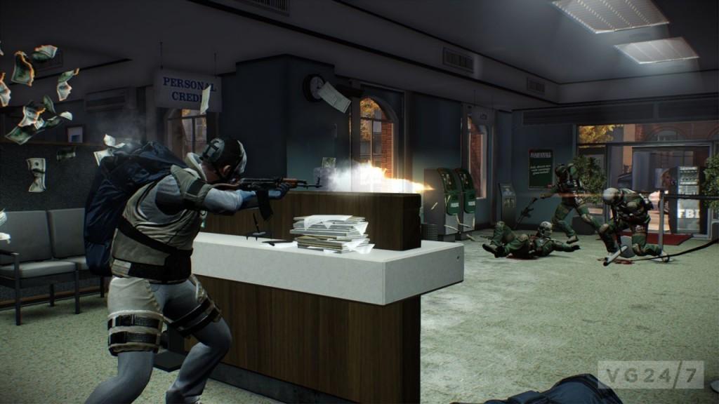 تصاویر جدید از گیم پلی بازی Payday 2 منتشر شد | www.MihanGame.com