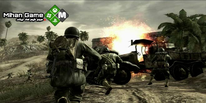 دانلود بازی Call of Duty:World At War برای PC | www.MihanGame.com