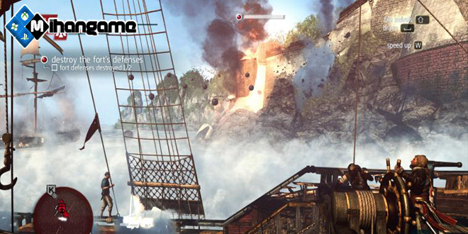 تصاویری جدید از بازی Assassins Creed Black Flag منتشر شد | PC