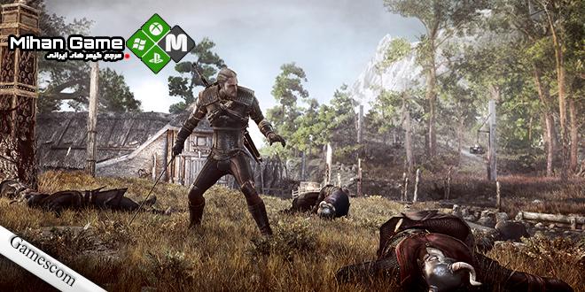 Gamescom 2013 : تصاویری جدید از بازی The Witcher 3: Wild Hunt منتشر شد