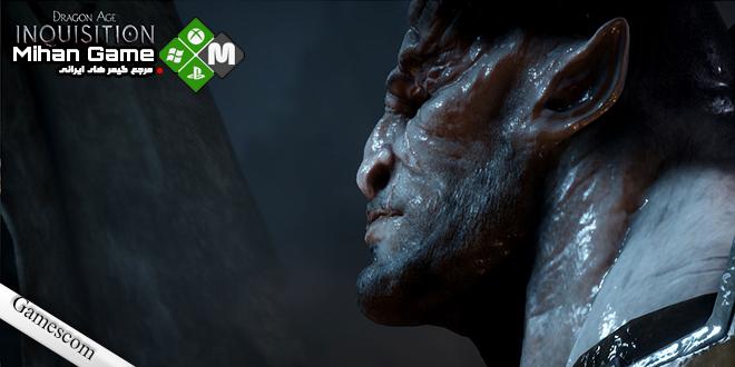 Gamescom 2013 : تصاویری جدید از بازی Dragon Age : Inquisition منتشر شد