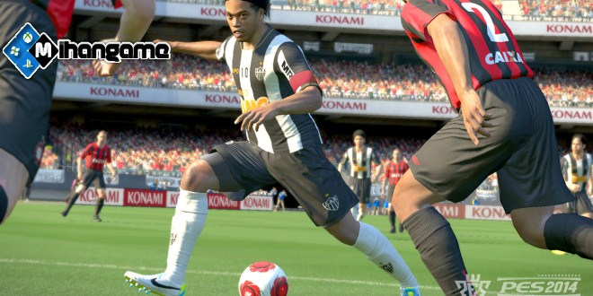 PES 2015 برای PlayStation 4 هم منتشر خواهد شد