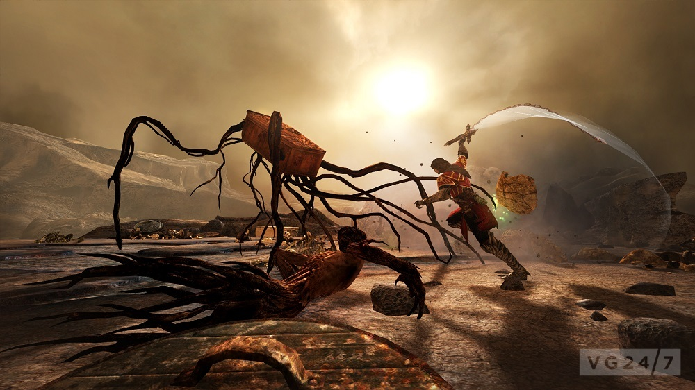 قدرت افسارگسیخته ی عشق  نقد بازی Castlevania:Lords of Shadow Ultimate Edition    www.MihanGame.com
