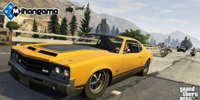 ویدئوی گیم پلی عنوان محبوب GTA V