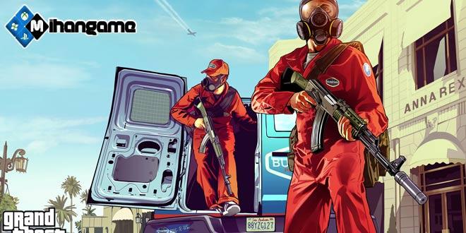 لیست شدن بازی GTA V برای کنسول PS4,XBOX ONE توسط سایت آمازون آلمان