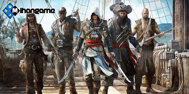 تصاویری از بخش چند نفره بازی Assassin's Creed IV: Black Flag منتشر شد