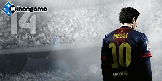 مجموعه والپیپر های عنوان محبوب FIFA 14 | با کیفیت عالی