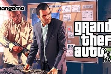 GTA V دارای هفت دیسک است