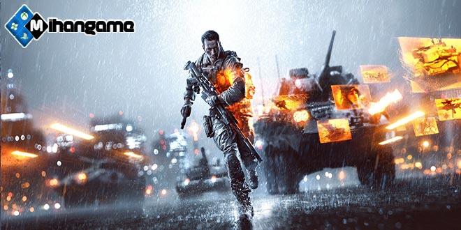 مجموعه والپیپر های عنوان محبوب Battlefield 4 | با کیفیت عالی