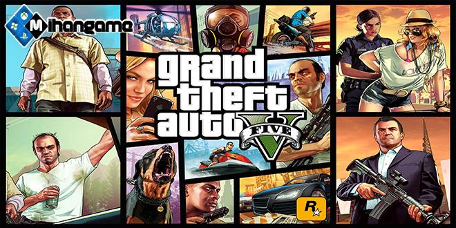 با آخرین تصاویر قبل از انتشار بازی GTA V همراه باشید