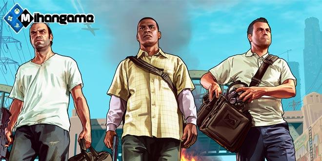 یک DLC داستانی برای بازی GTA V برای سال بعد در راه است