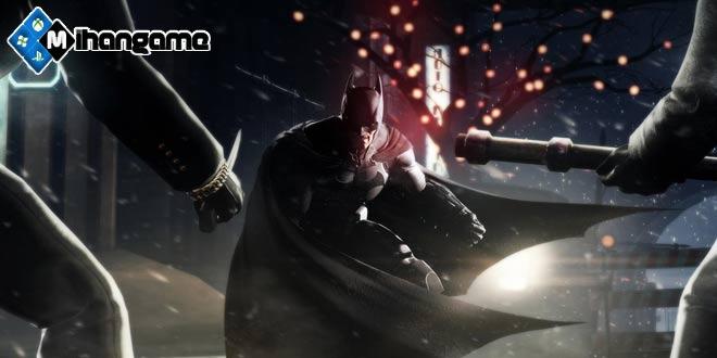 پچ بازی Batman: Arkham Origins تایید شد