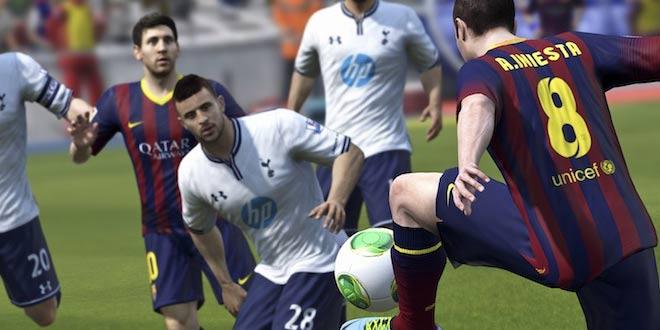دانلود کرک سالم بازی FIFA 14 ( آپدیت شد ) | www.MihanGame.com