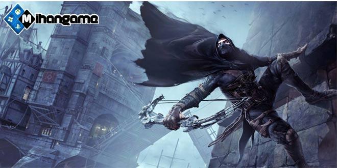 اسکرین شات های جدید بازی Thief نشان دهنده ی قسمت هایی از شهر است