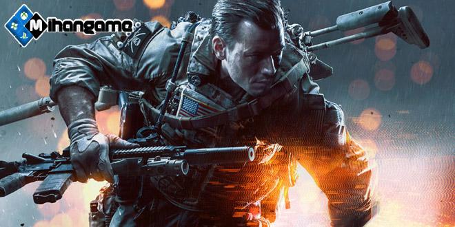 انتشار پچ ۶۰۰ مگابایتی نسخه PS4 عنوان Battlefield 4