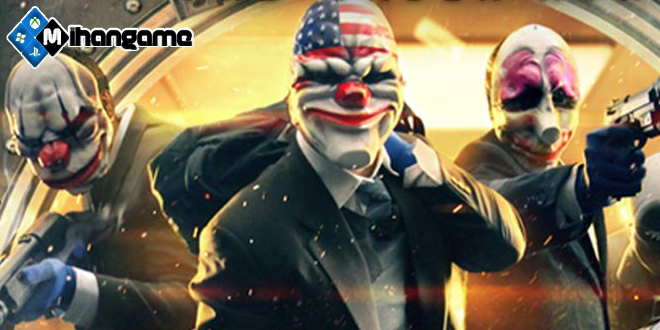 ماسک بازی Payday 2 به صورت انحصاری برای PS3 منتشر شد