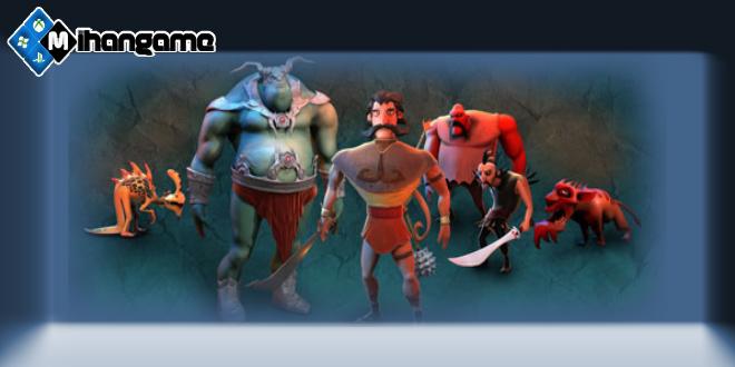 معرفی بازی هفت خوانک+دانلود تریلر