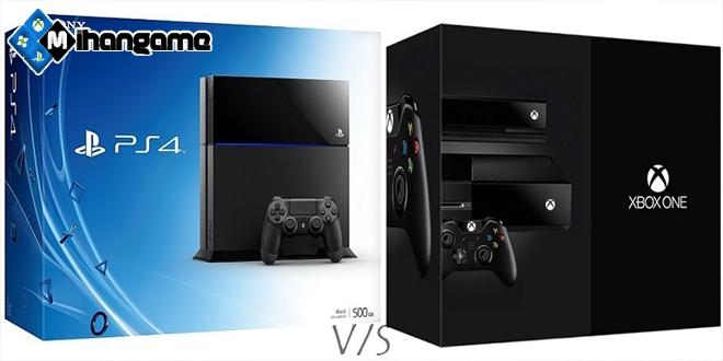 فروش ۷۲.۴ درصدی PS4 در بریتانیا فروش ۹۶ درصدی Xbox One با عرضه Titanfall