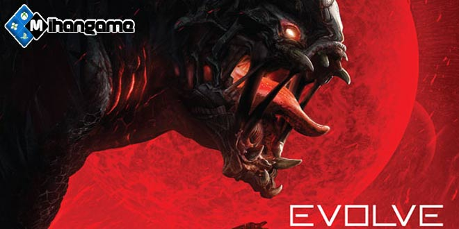 رد پای هیولا | Box Art بازی Evolve منتشر شد