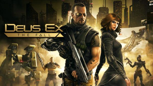 Deus EX-The Fall
