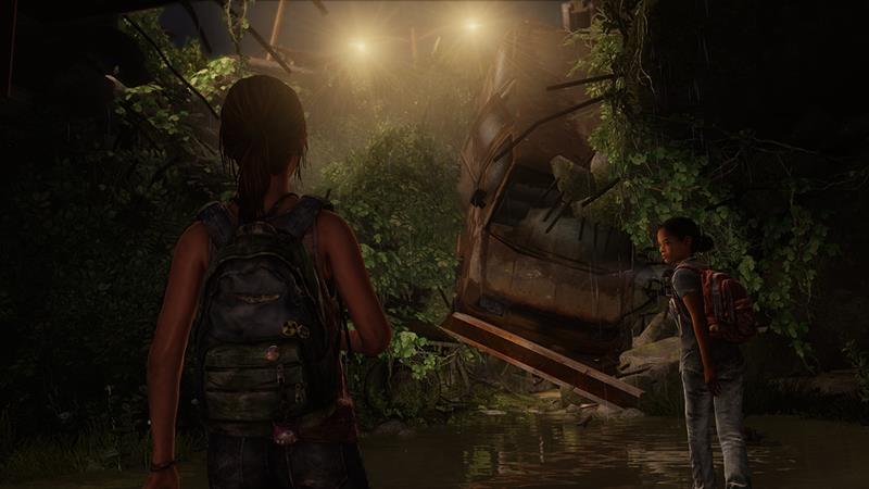 تصاویر جدید از The Last of Us : Left Behind منتشر شد | www.MihanGame.com