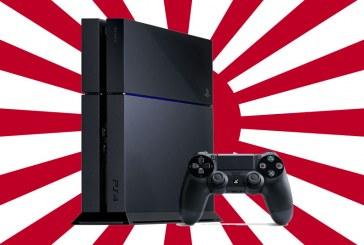 کنسول PS4 هنوز هم به صدرنشینی جدول ژاپن ادامه می دهد|ولی بازی های به رتبه های پایین تری رسیدند