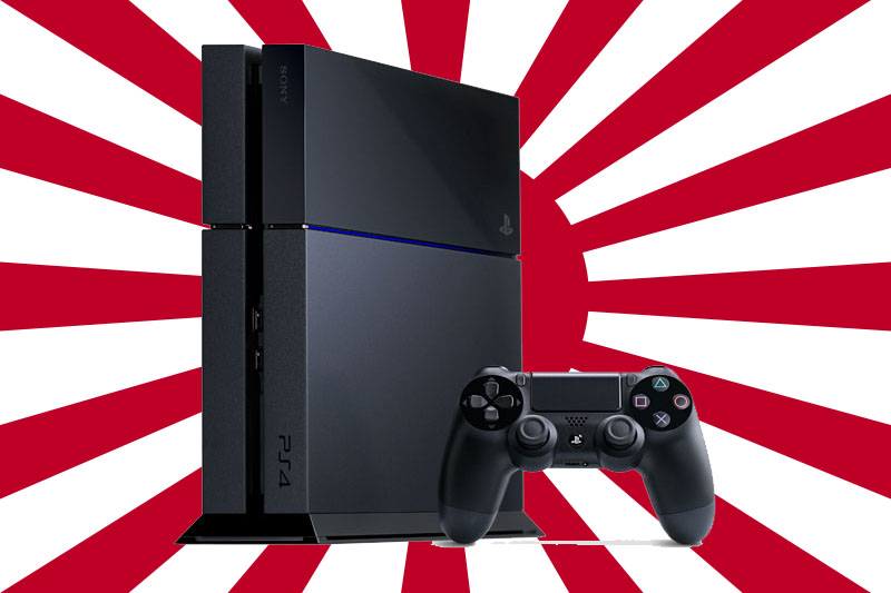 کنسول PS4 هنوز هم به صدرنشینی جدول ژاپن ادامه می دهد ولی بازی های به رتبه های پایین تری رسیدند