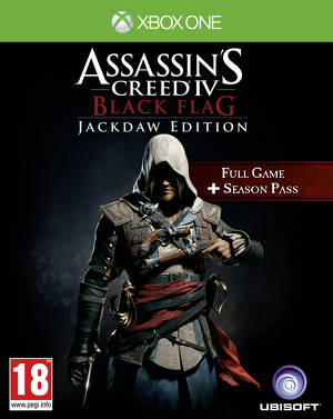 Assassin's Creed IV: Black Flag Jackdaw Edition معرفی شد