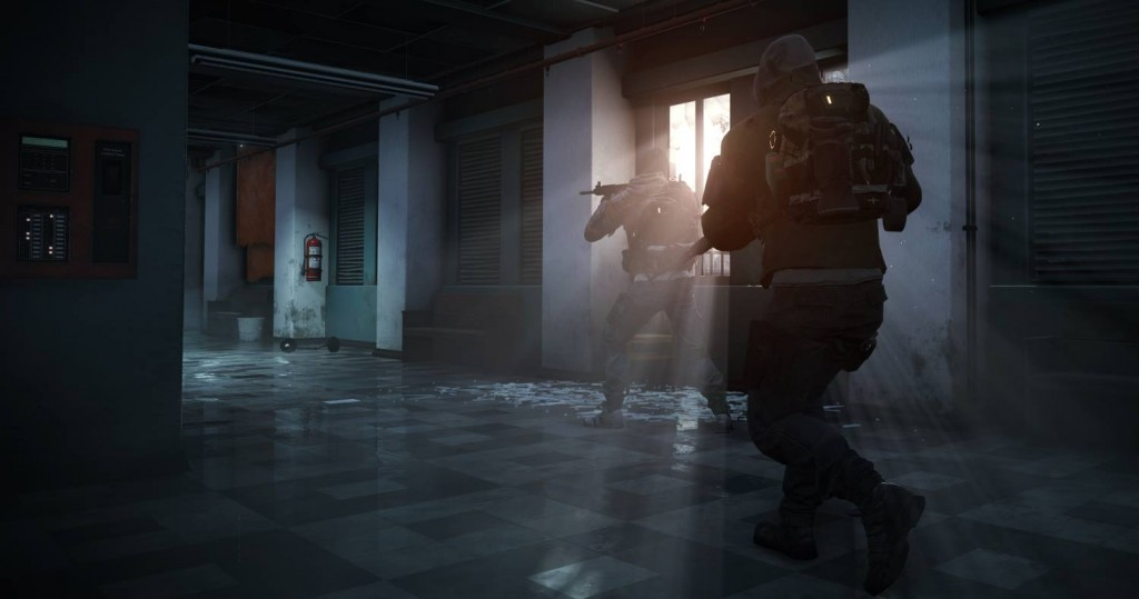 با یک اسکرین شات جدید از عنوان The Division همراه شوید | www.MihanGame.com