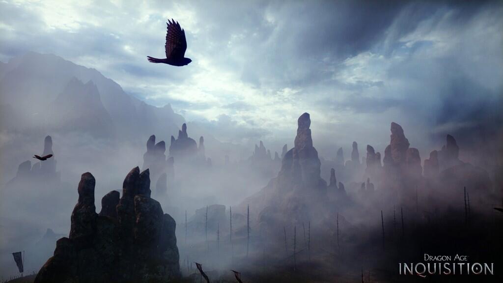 با دو اسکرین شات جدید از عنوان Dragon Age: Inquisition همراه شوید | www.MihanGame.com