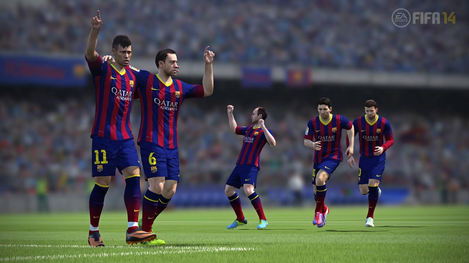 جدیدترین تریلر منتشر شده از Fifa 15 در 29 تیر ماه