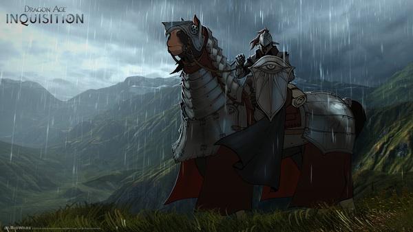 تاریخ رسمى انتشار عنوان Dragon Age: Inquisition مشخص شد