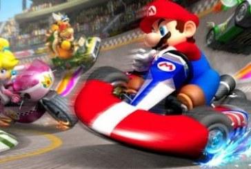 Mario Kart 8 در فروش میدرخشد | J charts