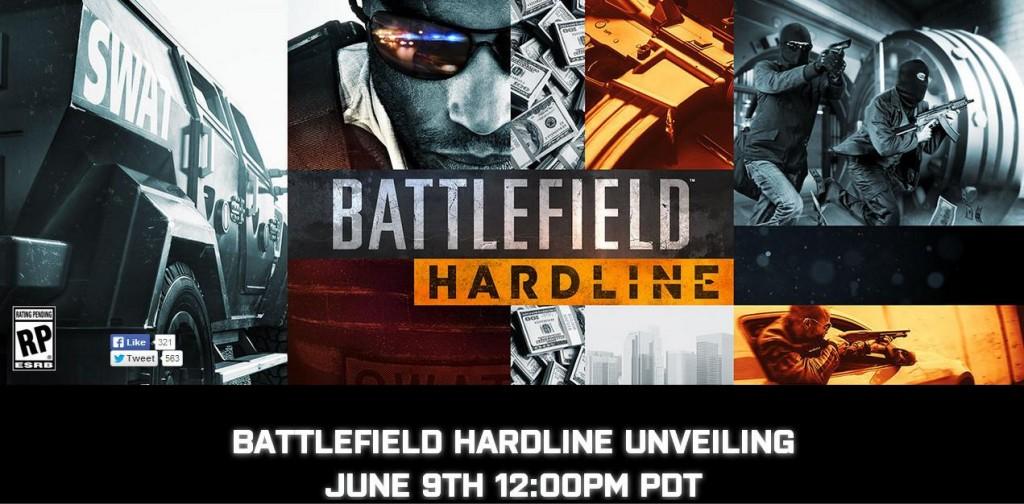 تاریخ رسمی انتشار Battlefield: Hardline مشخص شد | www.MihanGame.com